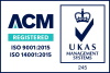 CCAS ISO9001 & ISO14001 Accredited