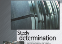 'Steely determination' - Article in July 2009 edition of Venture Magazine